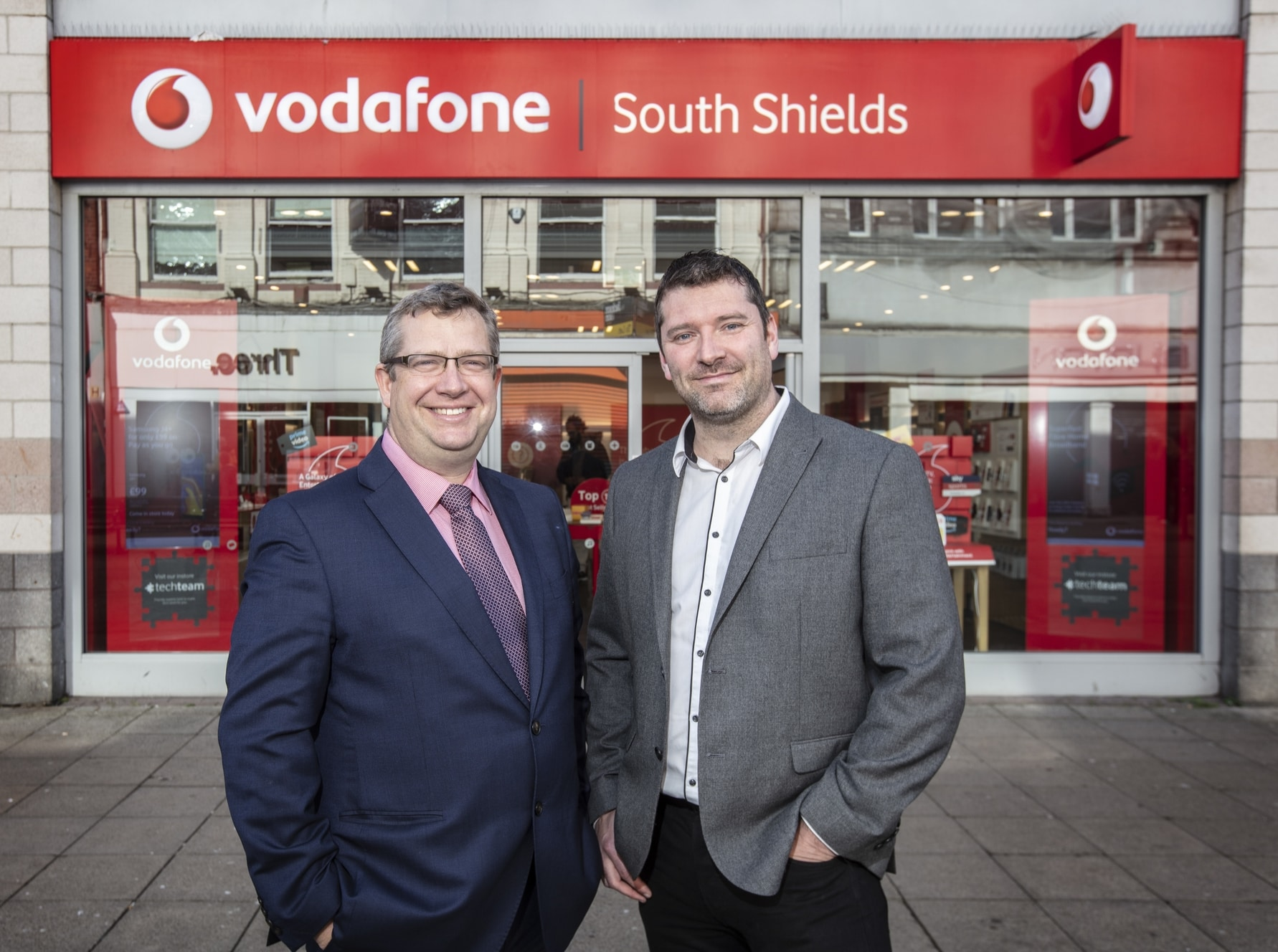PG Legal advise Vodafone franchisee