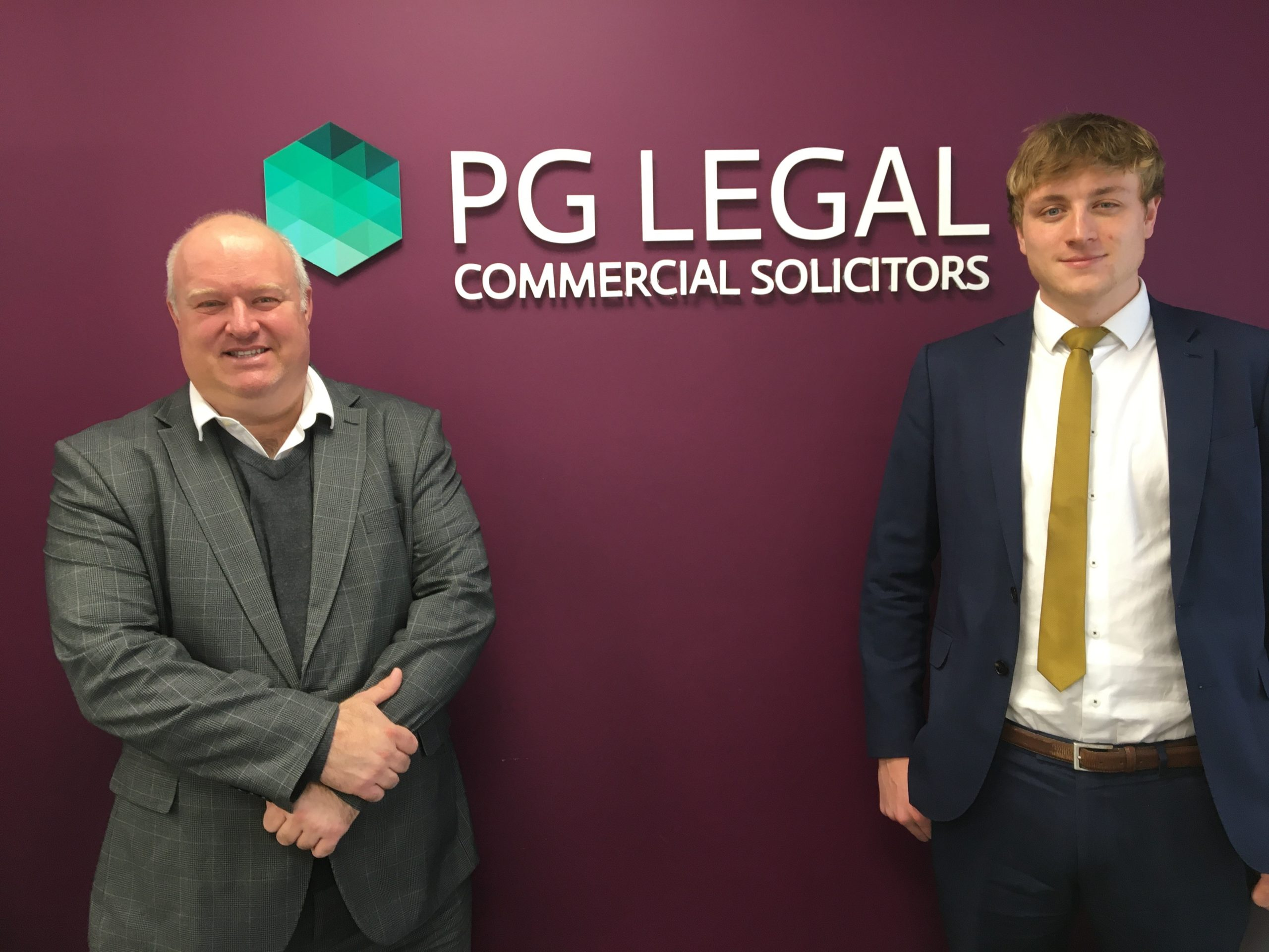 PG Legal trainee qualifies as solicitor