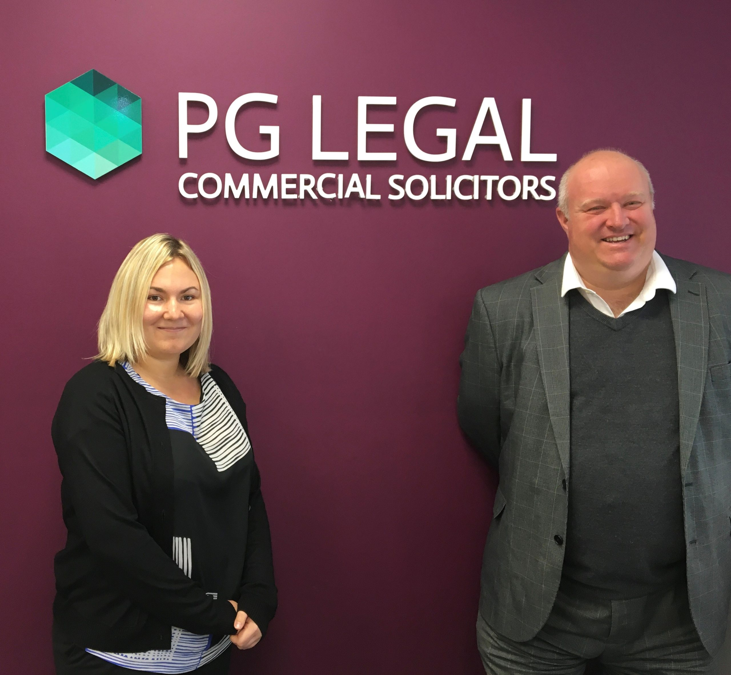 PG Legal welcomes litigation solicitor